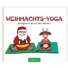 Buch - Weihnachts-Yoga