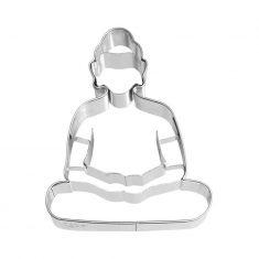 Ausstechform Buddha