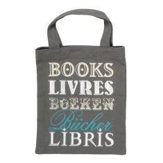 Büchertasche - Books