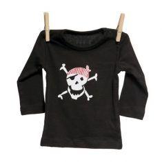 Bügelbild - Piratenkopf