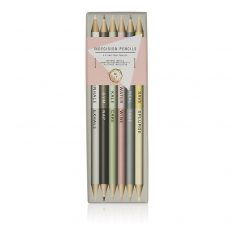 Buntstifte - Metallic Indecision Pencils, 6er-Set