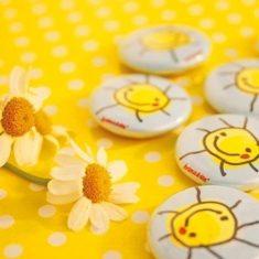 Button - Sonne