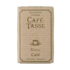 Café Tasse Schokoladentäfelchen - Café