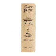 Café Tasse Schokoriegel - Extra Noir 77%