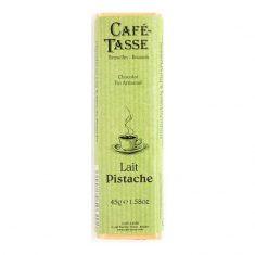Café Tasse Schokoriegel - Lait Pistache