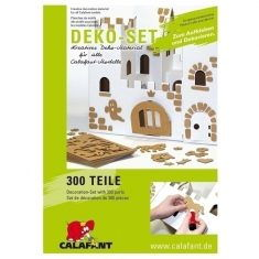Calafant Deko-Set