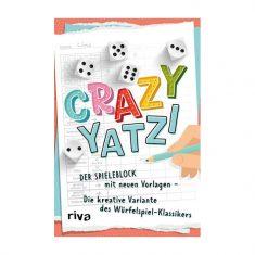 Crazy Yatzi - Der Spieleblock