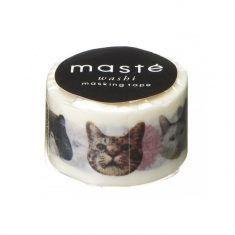 Masking Tape - Cats