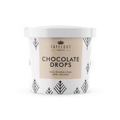 Chocolate Drops - Weiße Schokolade, Tafelgut