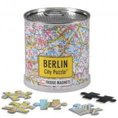 City Puzzle Magnets Berlin, 100 Teile