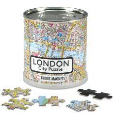 City Puzzle Magnets London, 100 Teile
