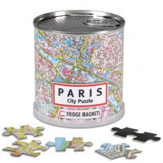 City Puzzle Magnets Paris, 100 Teile