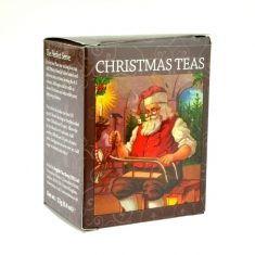 Coffee Cream Tea - weihnachtlicher Schwarzer Tee, BIO, 8er-Box