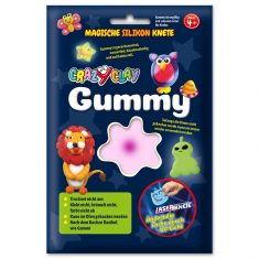 CrazyClay Gummy - Laser-Knete Rosa