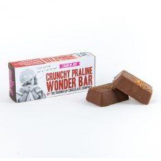 Schokoriegel - Crunchy Praline Wonder Bar