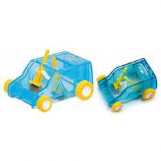 Desktop Mini Cleaner - Staubwischendes Mini-Auto