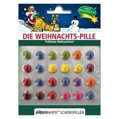 Die Weihnachts-Pille