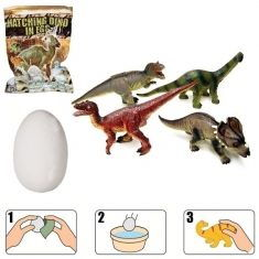 Dino aus dem Sprudel-Ei