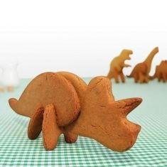 Dino-Ausstechform - Triceratops