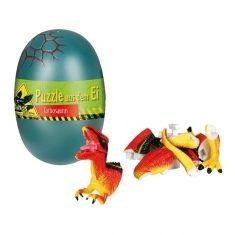 Dino Puzzle aus dem Ei