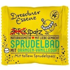 Dreckspatz Sprudelbad - Orange-Vanille