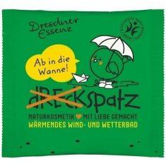 Dreckspatz - Wärmendes Wind- und Wetterbad