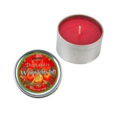 Duftkerze - Weihnachtsduft, in der Dose