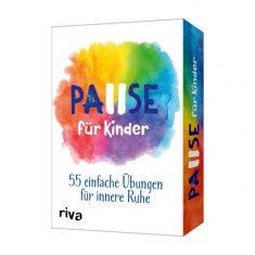 Kartenset - Pause für Kinder