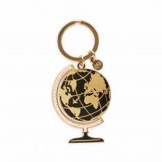 Schlüsselanhänger - Globe, Rifle Paper & Co
