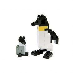 Nanoblock Mini Collection - Emperor Penguin