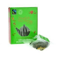 English Tea Shop - Grüner Tee Granatapfel, BIO