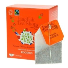 English Tea Shop - Rooibos, BIO, 8er-Box