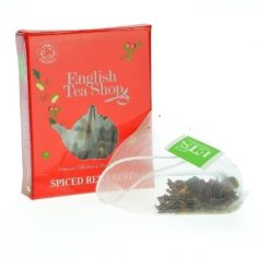 English Tea Shop - Spiced Red Fruits, BIO