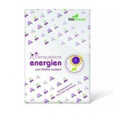 Erneuerbare Energien - zum Kräfte tanken!
