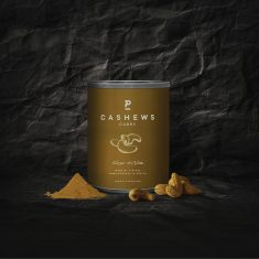 Cashews - Curry, P-Stash