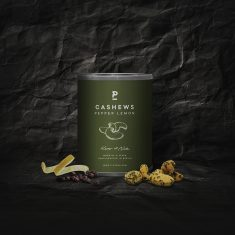 Cashews - Pepper Lemon, P-Stash