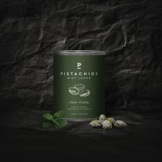 Pistazien - Mint Lemon, P-Stash