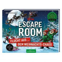 Escape-Room - Flucht aus dem Weihnachts-Chaos!