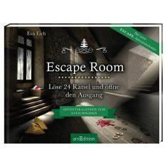 Adventskalenderbuch - Escape Room