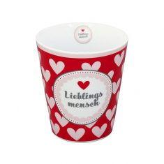 Happy Mug - Lieblingsmensch