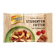 Farmer's Snack - Studenfutter mit Schokolade