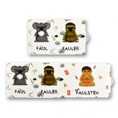 Faultier - Doreen Goedhart, Charitygum