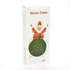 Feuerrad mit Weihnachtsmann - Santa Claus