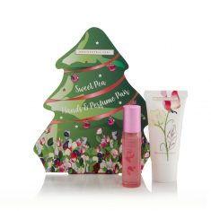 Hands & Perfume Set, Sweet Pea & Honeysuckle