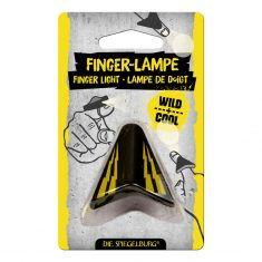 Finger-Taschenlampe - Wild+Cool