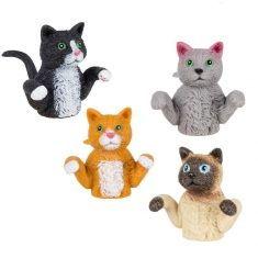 Fingerpuppe - Katze
