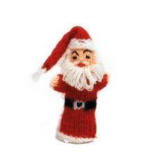 Fingerpuppe - Santa Claus
