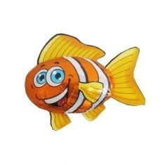 Fisch aus Vollmilchschokolade