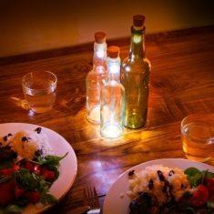 Flaschenlicht - BottleLight