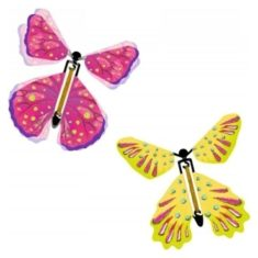 Flatternder Schmetterling - Bunte Geschenke